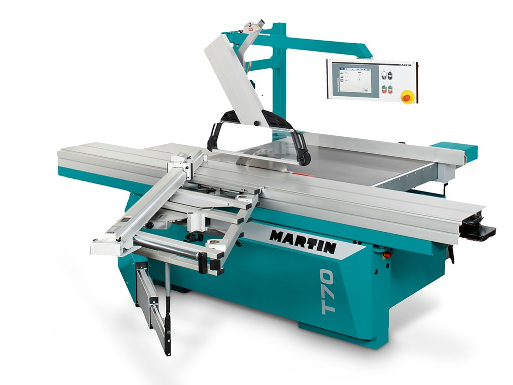 T70 Sliding table saw
