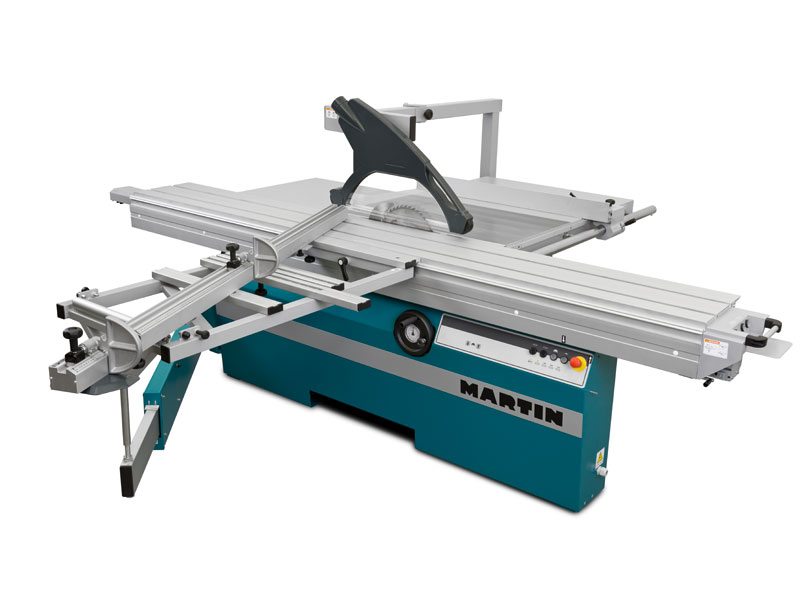 Sliding Table Saw : TC660 Sliding-table saw