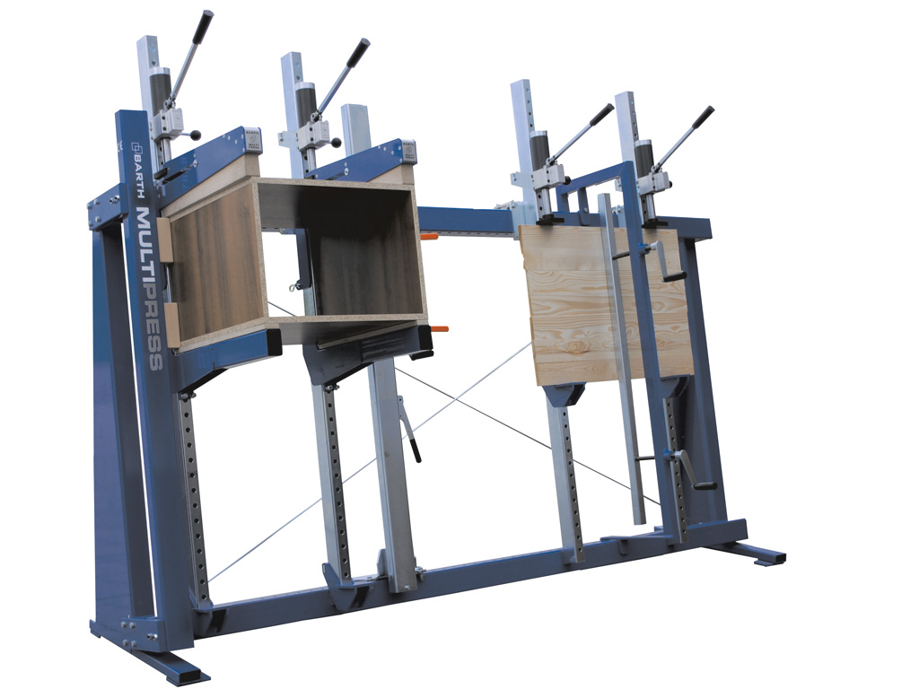 Multi-Press with case goods